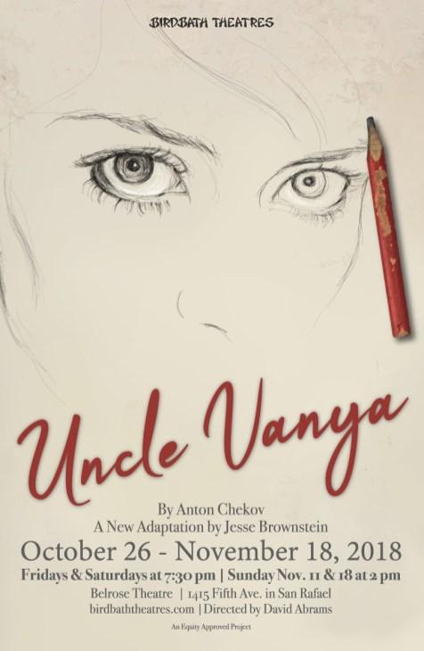 Uncle Vanya - Birdbath Theatres