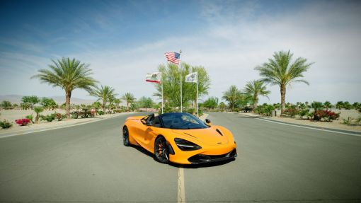 McLaren Beverly Hills – Thermal Club