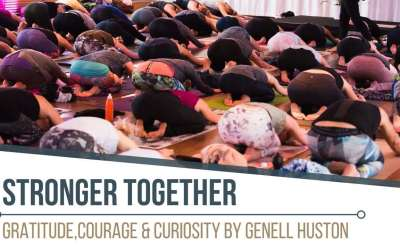 Gratitude for Our Roots: Stronger Together by Genell Huston