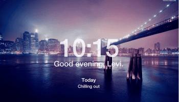 momentum-chrome-app