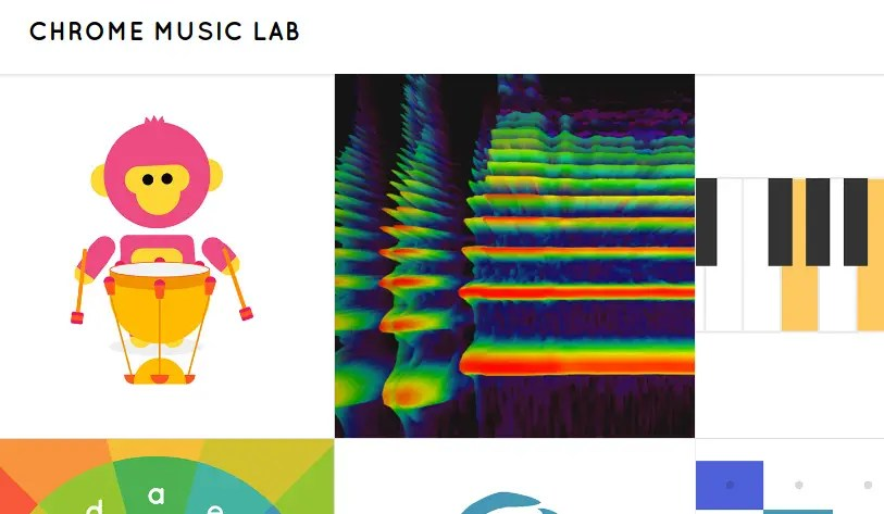 chrome-music-lab