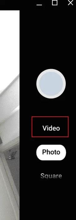 Take video susing Chromebook camera