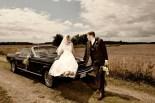 Hochzeitswagen Mustang