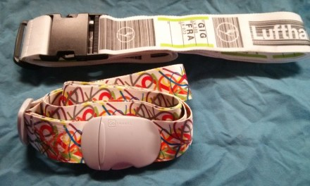Baggage straps Goodies for Travellers Chronic Wanderlust