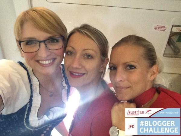 Blogger Challenge Austrian Airlines Viktoria Urbanek