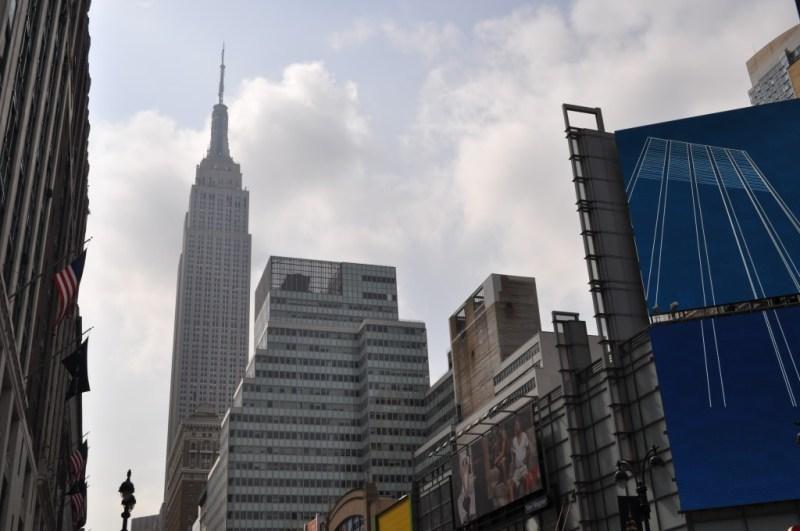 New York City day