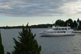 1000 islands gananoque kingston canada ontario
