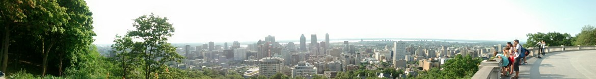 Mont Royal Montreal Chronic Wanderlust