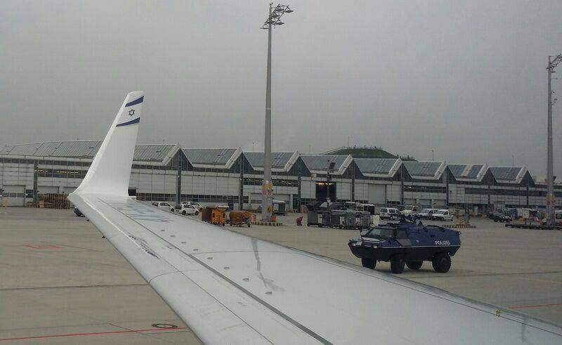 el al safety armoured vehicle