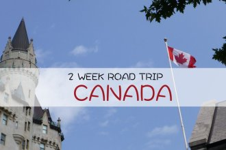 2 Week Road trip through Ontario and Quebec