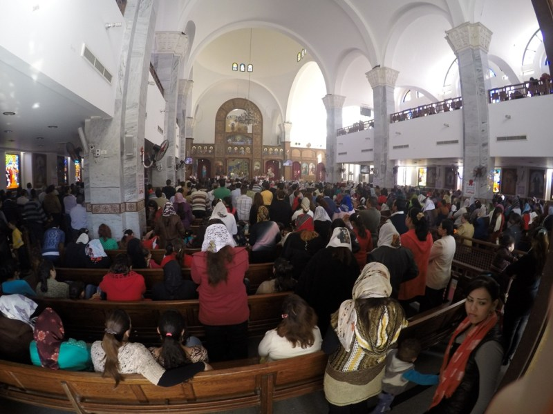 Church st shenouda hurghada