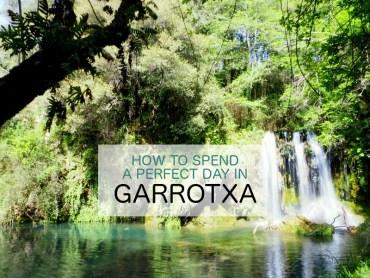 a perfect day in garrotxa