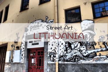 Lithuania Street Art