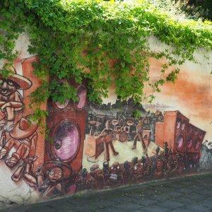 Litauen Streetart
