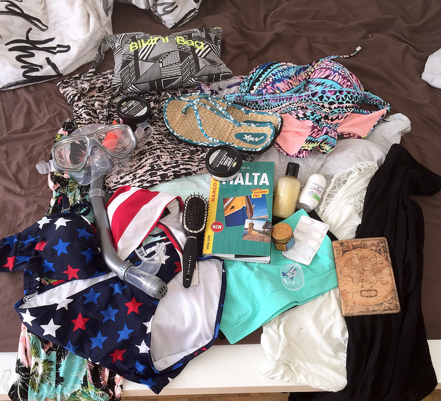 Summer Weekend Essentials