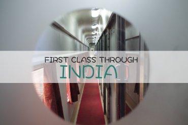 India first class train