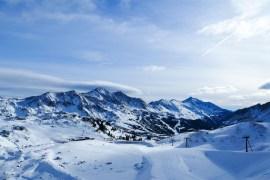 Ski Obertauern Panorama