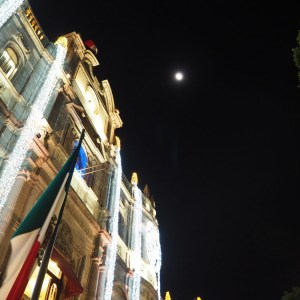 Spending Christmas in Puebla, Mexico