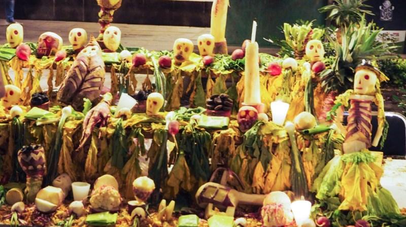 Noche de Rabanos, Spending Christmas in Mexico