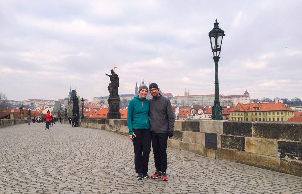 Prague Running Tour