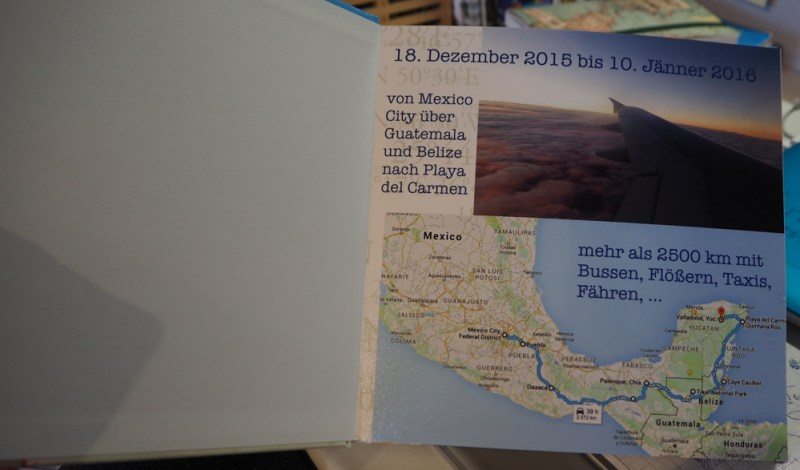 cewe Fotobuch Mexiko