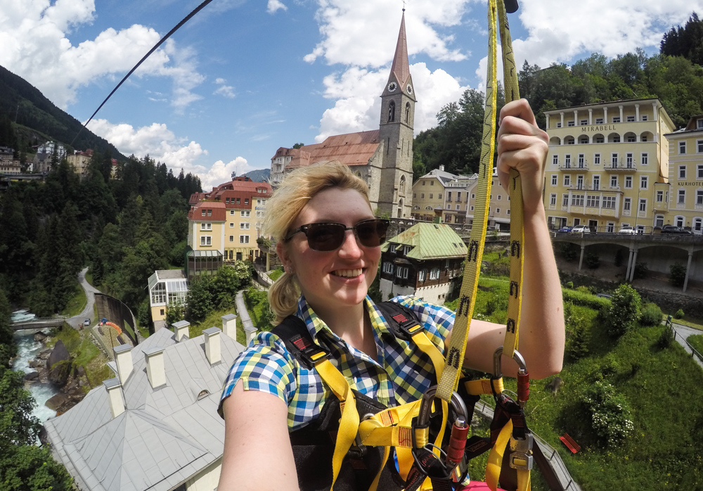 Flying Fox Bad Gastein