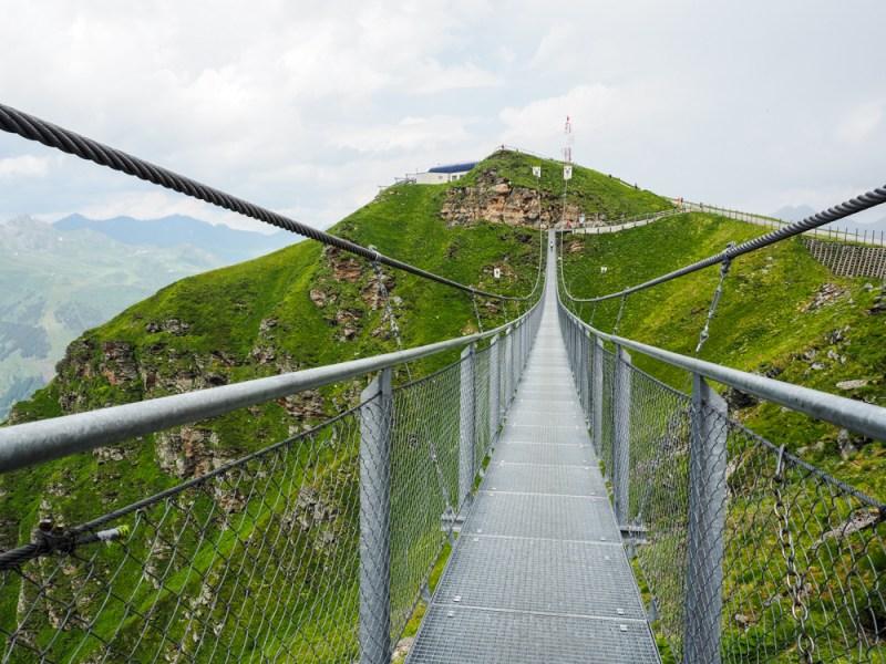 Hängebrücke Bad Gastein