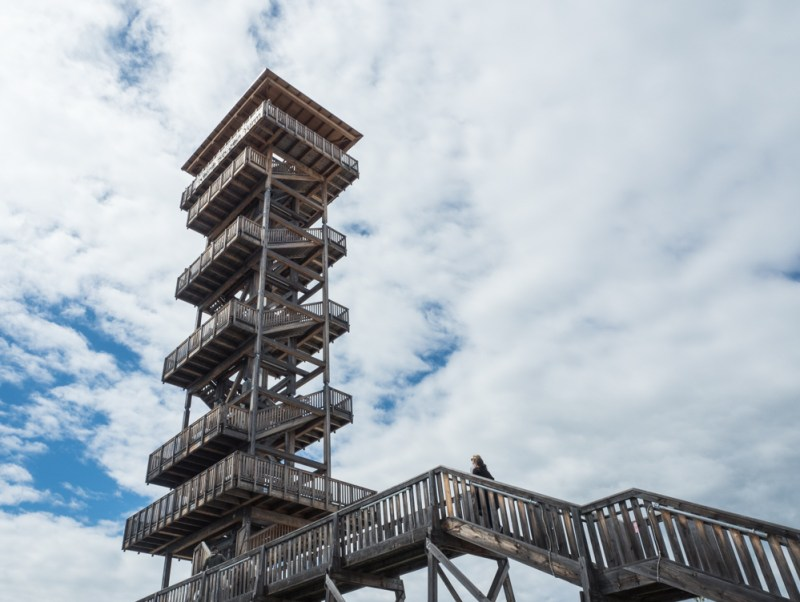 Ohne Sorgen Turm Linz