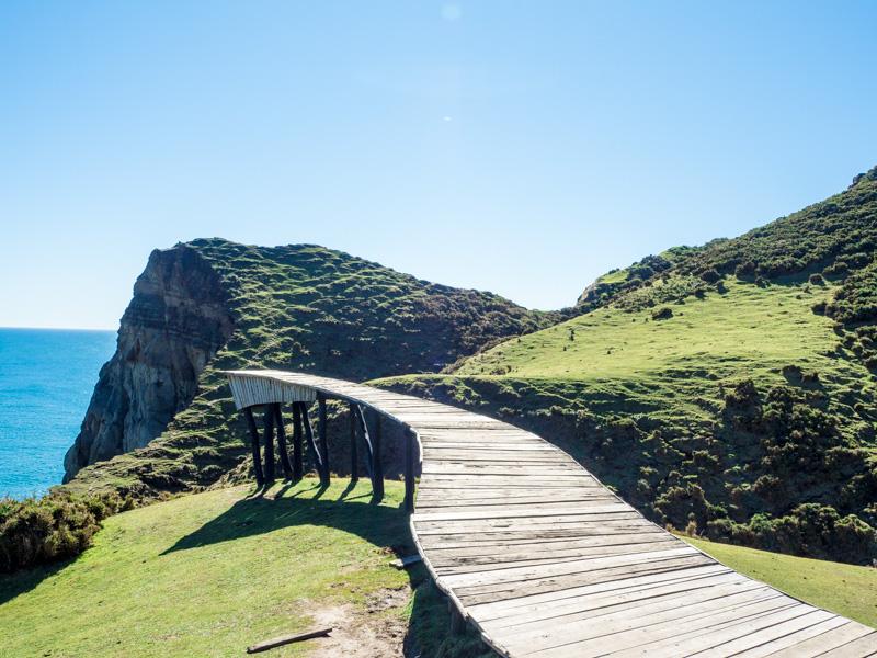 Muelle del Alma Chiloe Hike