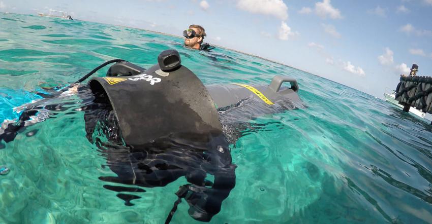 Unterwasserscooter
