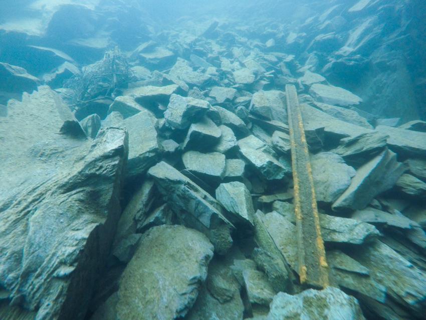 Steinbruch Vivan Quarry Tauchen vivian quarry diving