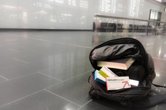 Travel first aid-kit