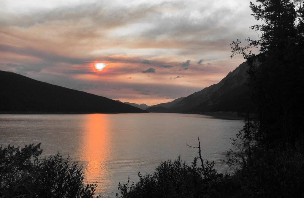 Medicine Lake Jasper Nationalpark
