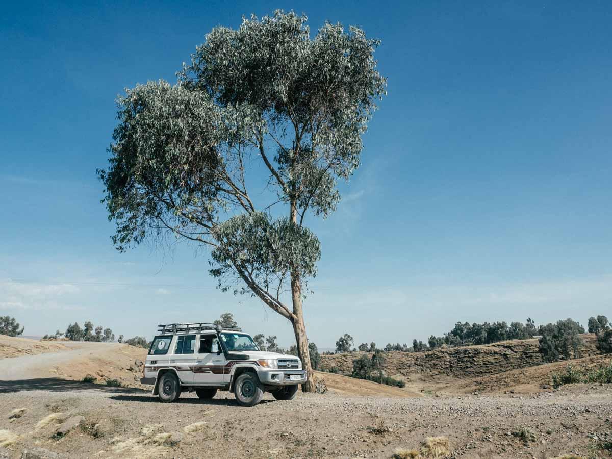 Äthiopien Packliste