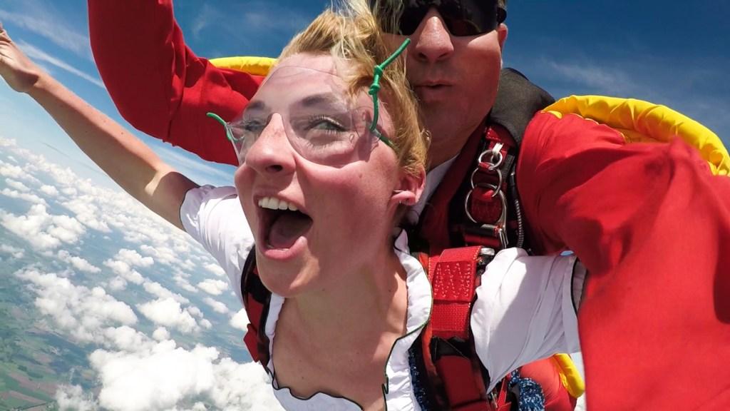 Skydiving Luxembourg wiltz