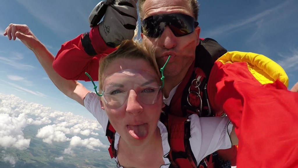 Skydiving Luxembourg wiltz