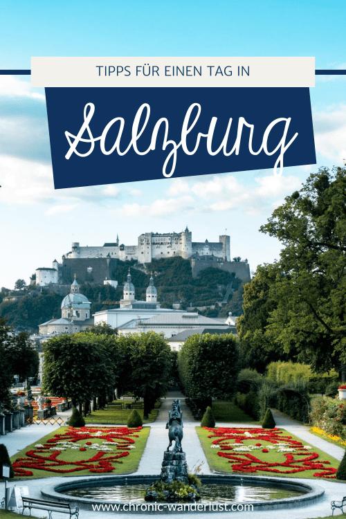 Tipps für einen Tag in Salzburg