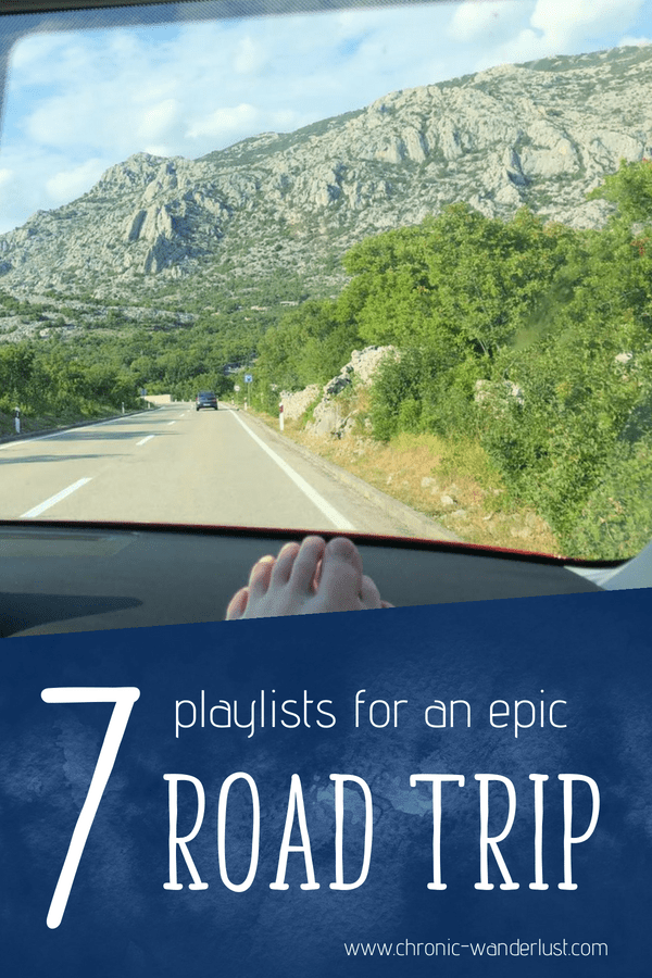 playlists for epic road trip