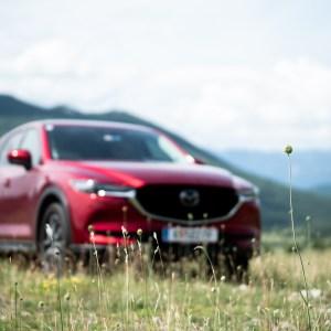 Roadtrip Tauchen Kroatien Mazda CX-5