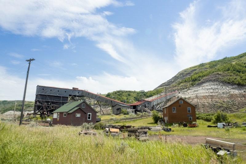 Alberta Roadtrip Atlas Coal Mine
