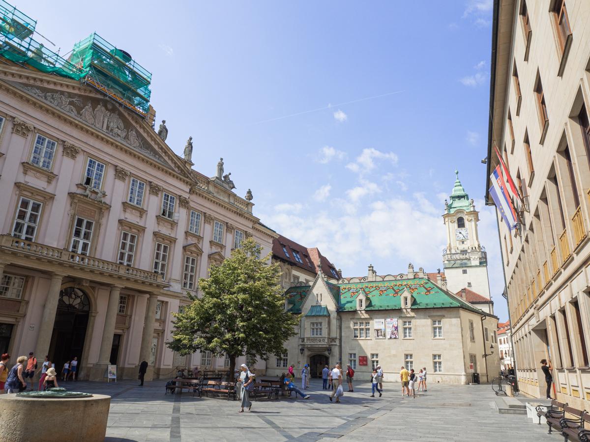 Day Trip Bratislava