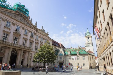 Day Trip Bratislava: Tips for the Slovak Capital