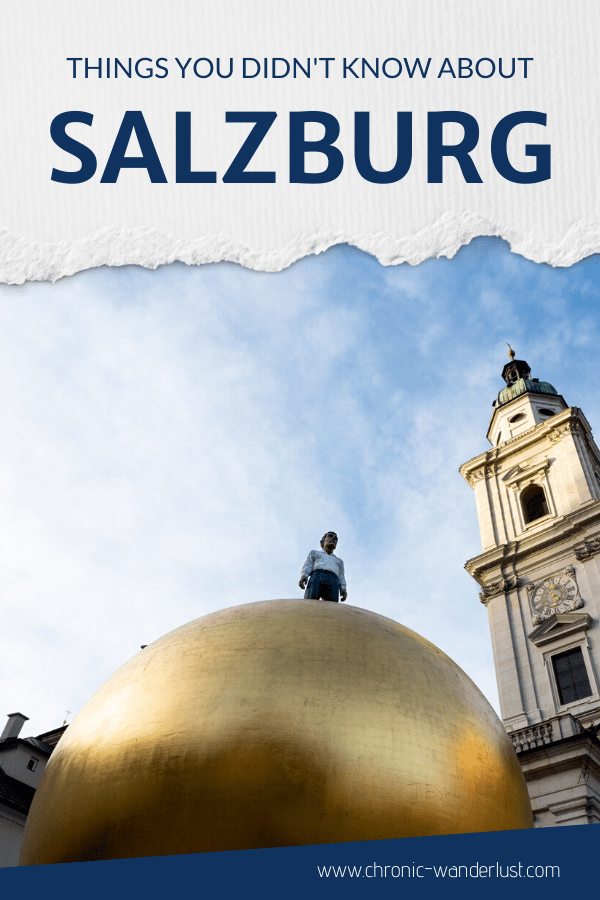 Salzburg things you didn't know