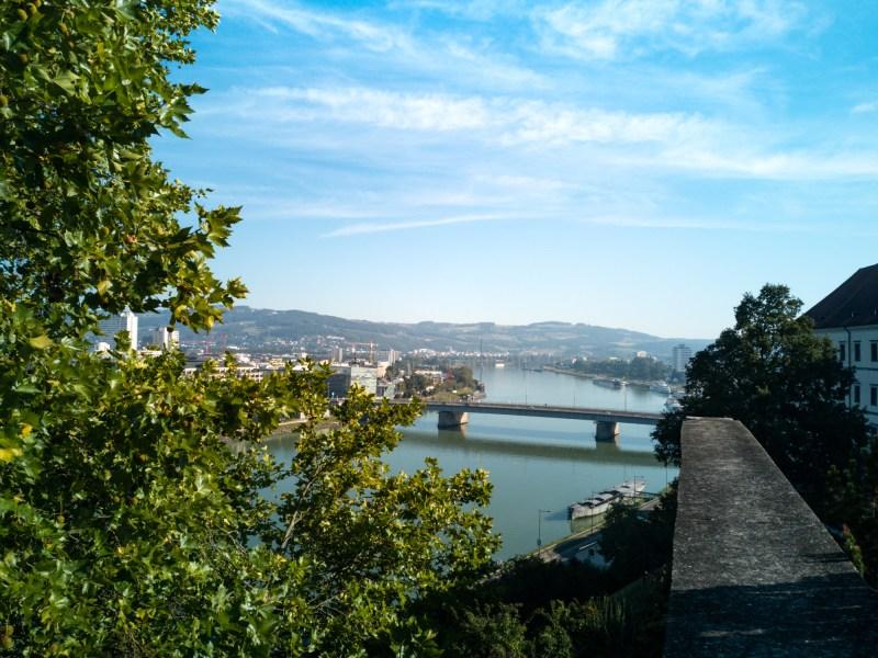 Donaulimes Linz
