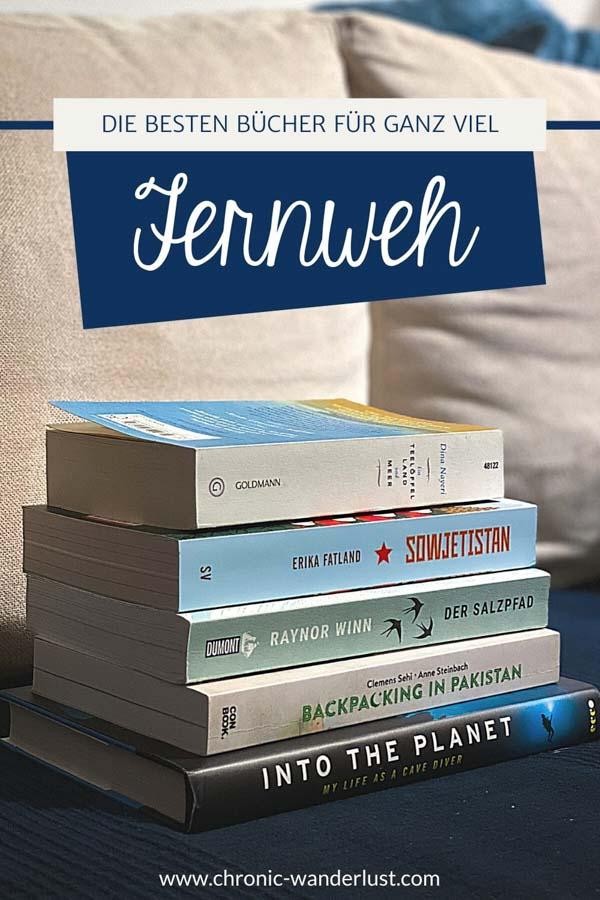 Beste Bücher Fernweh