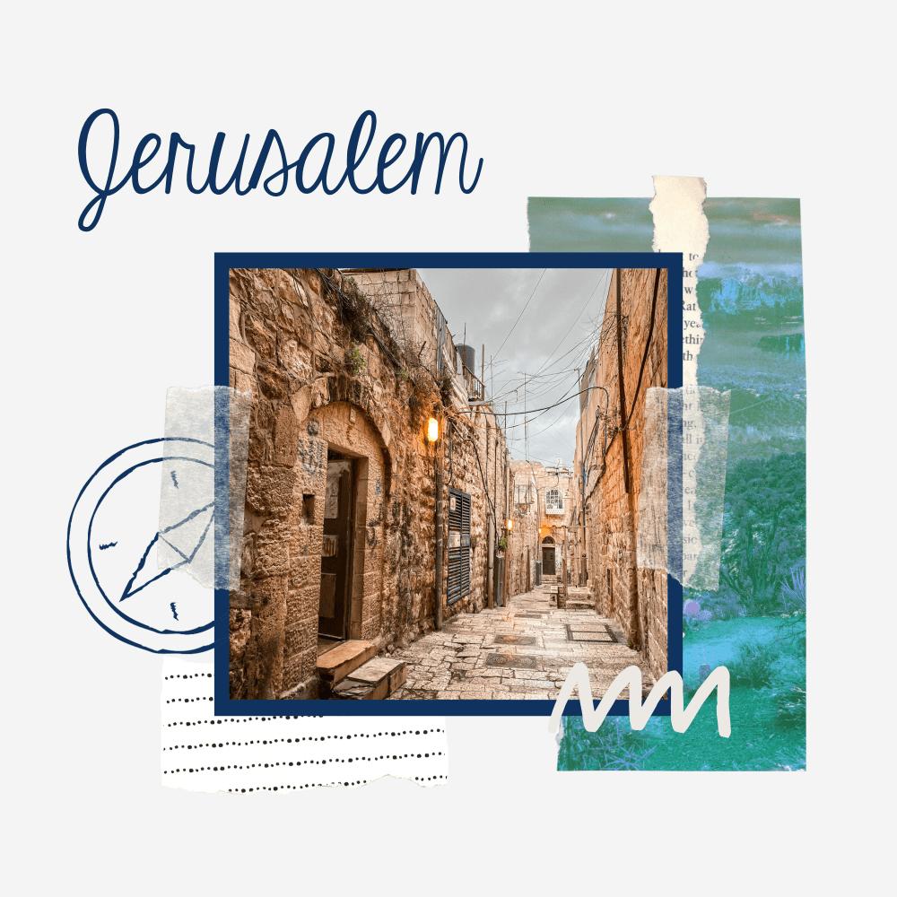 Love Letter to Jerusalem