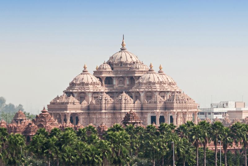 Akshardham Tempel Neu Delhi