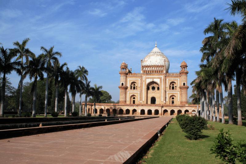 Safdarjung Mausoleum