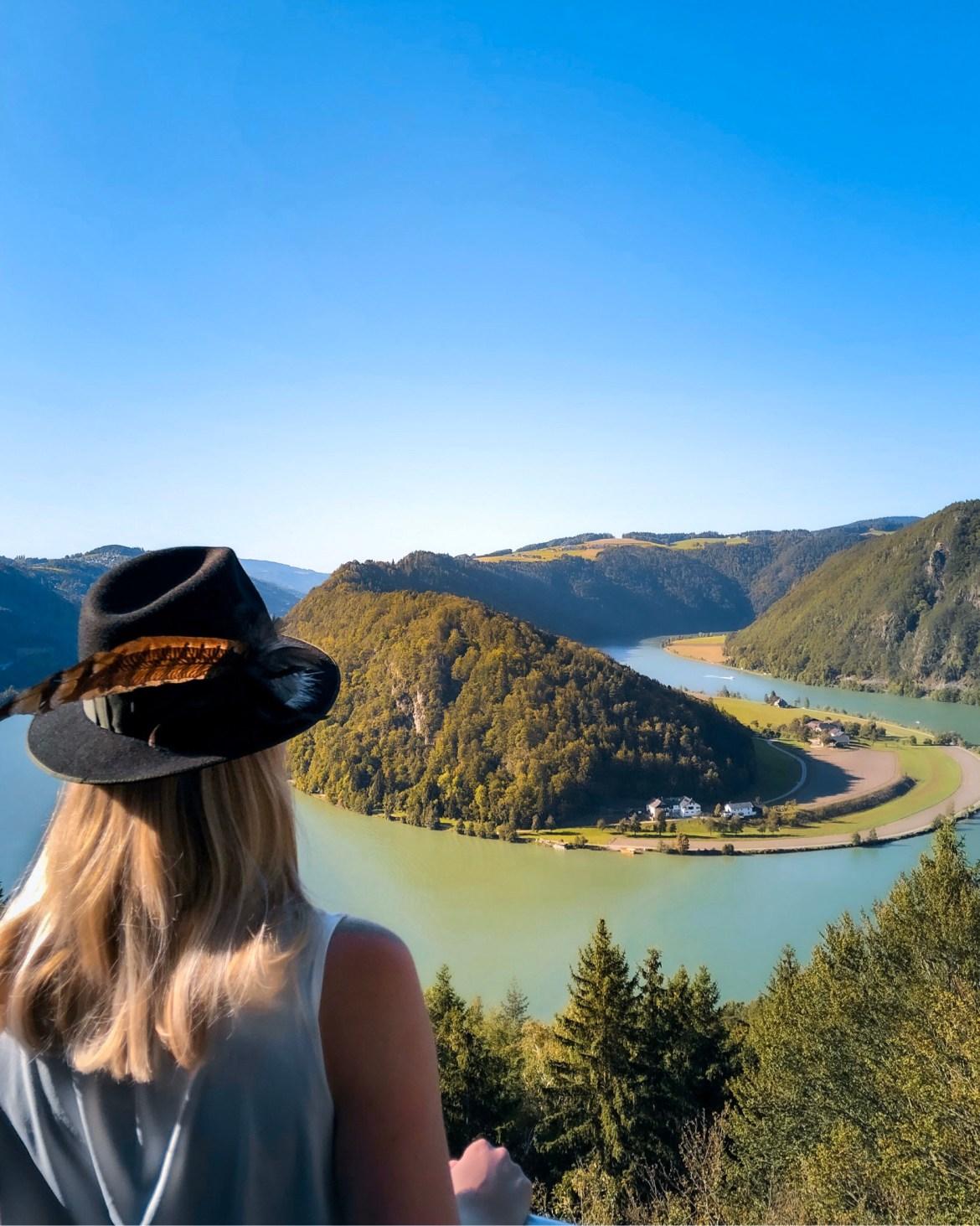 Schlögener Blick Österreich Bucket List