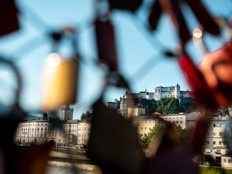 Makartsteg Salzburg photography spot viewpoint